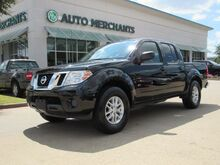 2017_Nissan_Frontier_SV Crew Cab 5AT 2WD CLOTH SEATS, BED LINER, BLUETOOTH CONNECTIVITY, SATELLITE RADIO, USB/AUX INPUT_ Plano TX