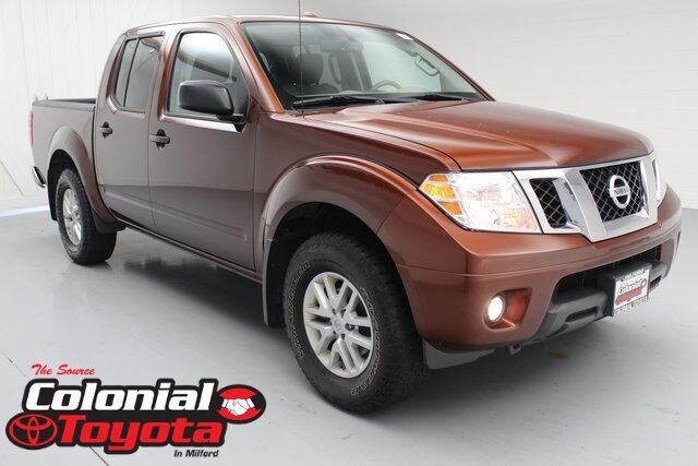 2017 Nissan Frontier SV Milford CT