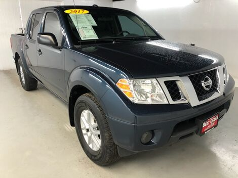 2017_Nissan_Frontier_SV_ Mission TX