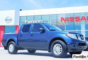 2017_Nissan_Frontier_SV Nissan Certified Pre-Owned -_ Ardmore OK