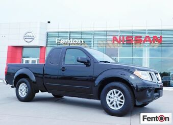 2017_Nissan_Frontier_SV Nissan Certified Pre-Owned_ Ardmore OK