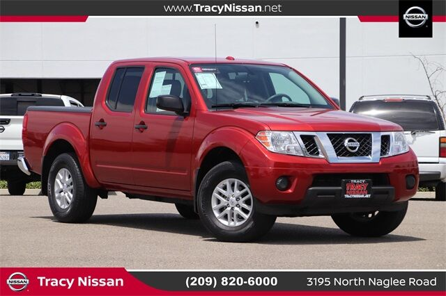 2017 Nissan Frontier SV Tracy CA