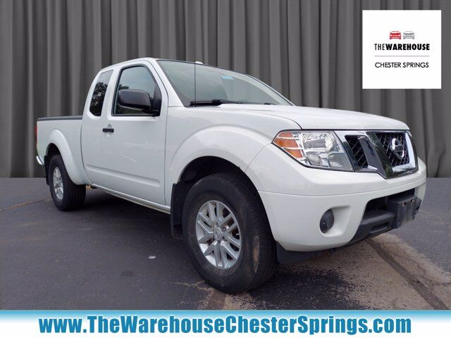 2017 Nissan Frontier SV V6 Chester Springs PA