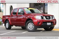 2017_Nissan_Frontier_SV V6_ Concord CA