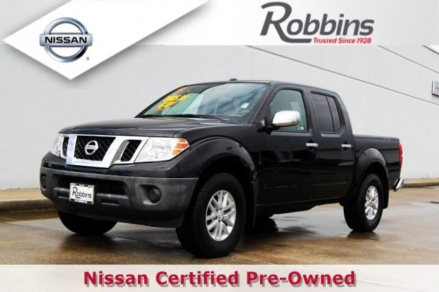 2017 Nissan Frontier SV V6 Houston TX