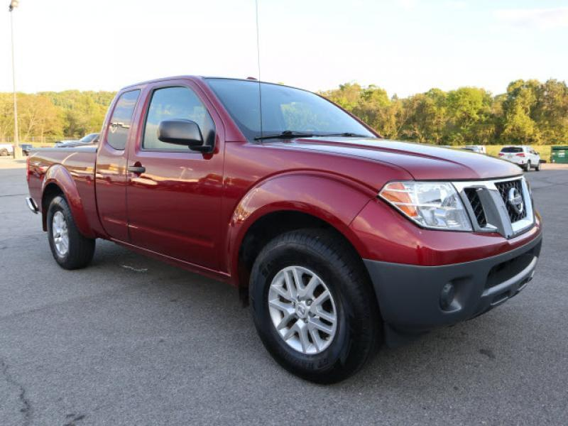 2017 Nissan Frontier SV V6 Knoxville TN