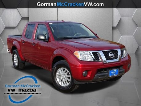2017_Nissan_Frontier_SV V6_ Longview TX