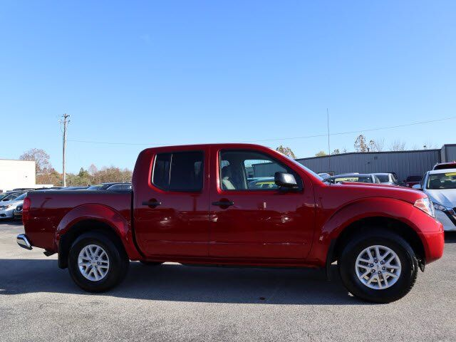 2017 Nissan Frontier SV V6 Oak Ridge TN