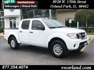 2017_Nissan_Frontier_SV V6_ Orland Park IL