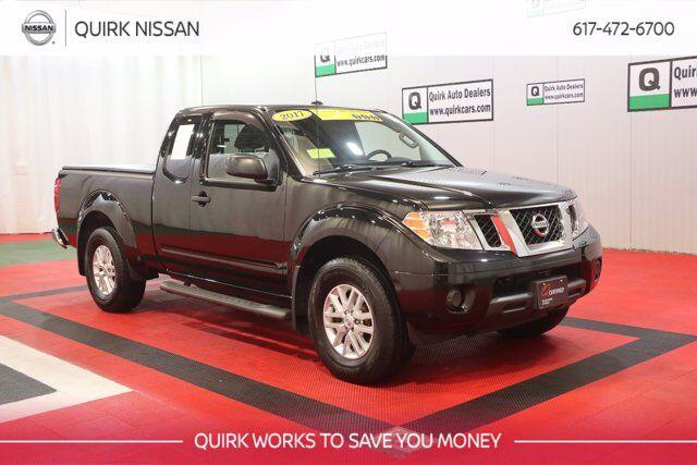 2017 Nissan Frontier SV V6 Quincy MA
