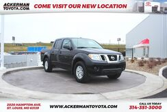 2017_Nissan_Frontier_SV V6_ St. Louis MO