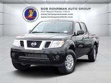 2017_Nissan_Frontier_SV Value Truck Package 4WD_ Fort Wayne IN