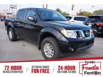 2017_Nissan_Frontier_SV_ Knoxville TN