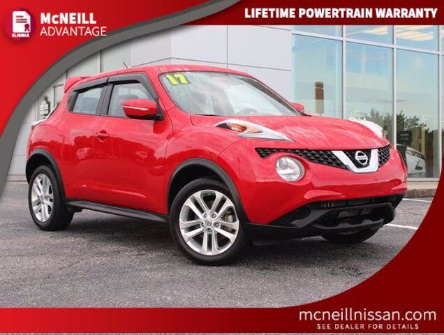 2017 Nissan JUKE S High Point NC