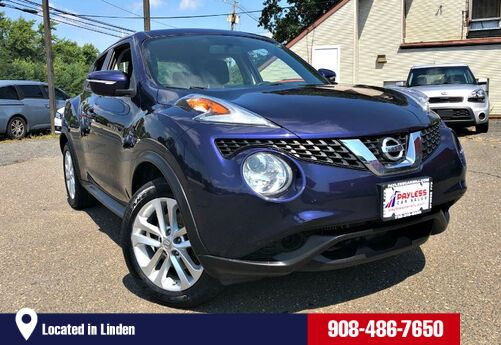 2017 Nissan JUKE S South Amboy NJ