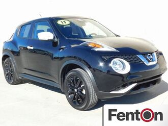 2017_Nissan_Juke_SV Black Pearl Edition_ Kansas City MO