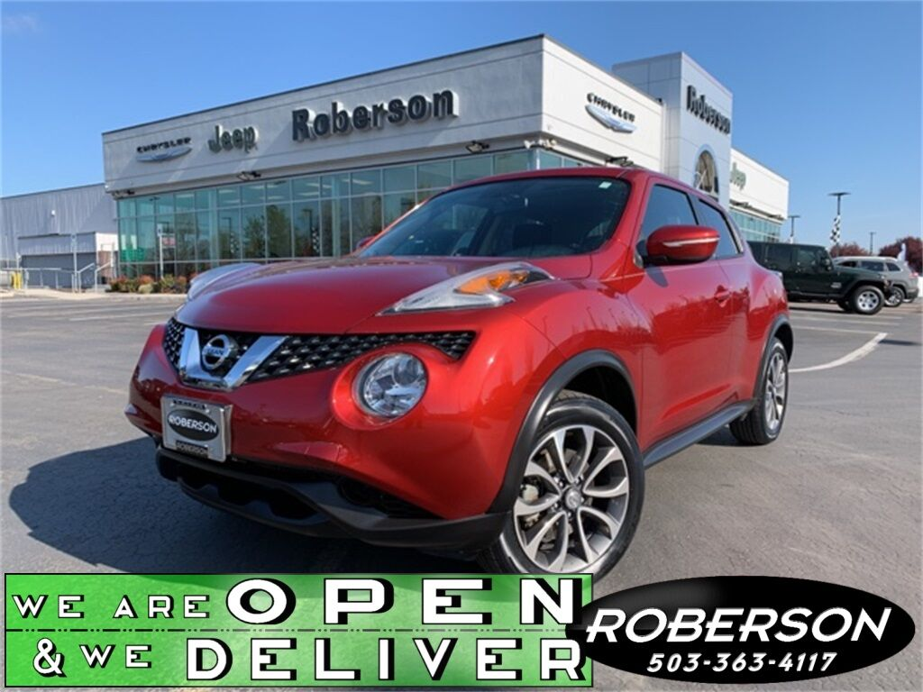 2017 Nissan Juke SV Salem OR