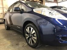 2017_Nissan_LEAF_SV | Quick Charge | Nav | Heated Seats_ Coquitlam BC
