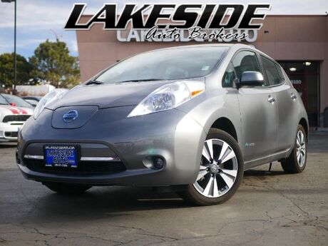2017 Nissan LEAF SV Colorado Springs CO