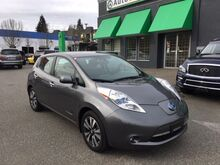 2017_Nissan_Leaf_SL | Quick charge | Premium Package | Nav_ Coquitlam BC