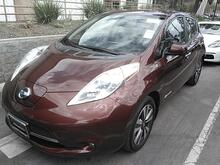 2017_Nissan_Leaf SL w/Leather/Bose/Navi_SL Loaded Quick Charge Nav Bose Audio Leather_ Coquitlam BC