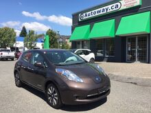2017_Nissan_Leaf_SV   Quick Charge   Heated Seats_ Coquitlam BC