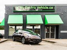 2017_Nissan_Leaf_SV | Quick Charge | Heated Seats_ Coquitlam BC