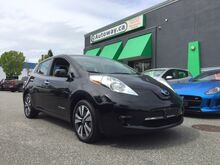 2017_Nissan_Leaf_SV | Quick Charge | Nav | Heated Seats| Bose|Around View_ Coquitlam BC