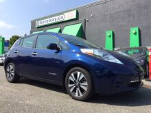 2017_Nissan_Leaf_SV   Quick Charge   Nav   Heated Seats_ Coquitlam BC