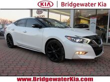 2017_Nissan_Maxima_3.5 Platinum Sedan, Navigation, Rear-View Camera, Blind Spot Monitor, Intelligent Cruise Control, Bose Premium Sound, Heated/Ventilated Leather Seats, Panorama Sunroof, 18-Inch Alloy Wheels,_ Bridgewater NJ