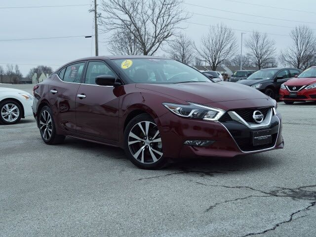 2017 Nissan Maxima 3.5 S Lee's Summit MO