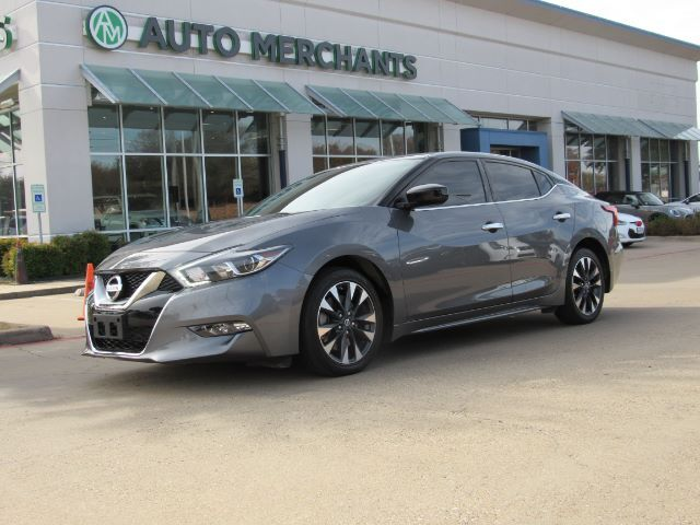 2017 Nissan Maxima 3.5 S  NAVIGATION, PUSH BUTTON START, BLUETOOTH CONNECTIVITY, BACKUP CAMERA Plano TX