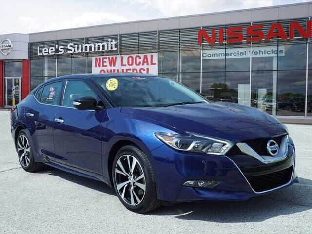 2017 Nissan Maxima Platinum CERTIFIED Lee's Summit MO