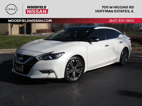 2017_Nissan_Maxima_Platinum_ Hoffman Estates IL