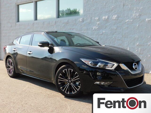 2017 Nissan Maxima Platinum Lee's Summit MO