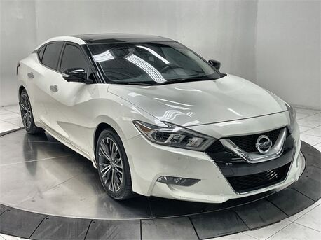 2017_Nissan_Maxima_Platinum NAV,CAM,PANO,HTD STS,BLIND SPOT,18IN WLS_ Plano TX