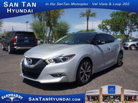 2017_Nissan_Maxima_Platinum_ Phoenix AZ