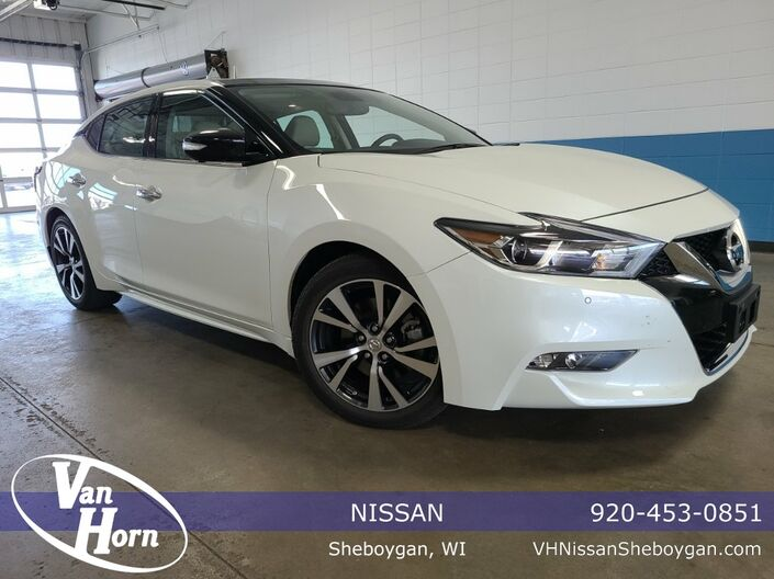 2017 Nissan Maxima Platinum Plymouth WI