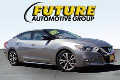 2017_Nissan_Maxima_Platinum_ Roseville CA