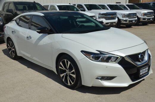 2017 Nissan Maxima Platinum Wylie TX