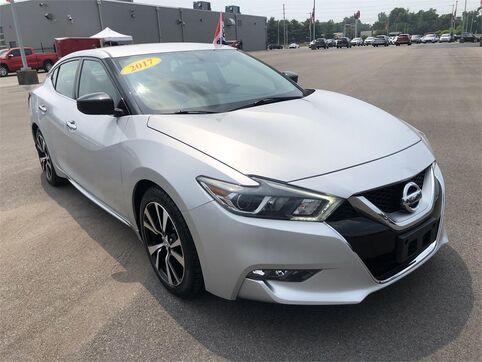 2017_Nissan_Maxima_S 3.5L_ Evansville IN