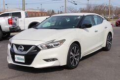 2017_Nissan_Maxima_S_ Fort Wayne Auburn and Kendallville IN