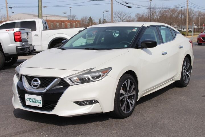 2017 Nissan Maxima S Fort Wayne Auburn and Kendallville IN