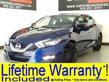 2017_Nissan_Maxima_S NAVIGATION REAR CAMERA BLUETOOTH DUAL POWER SEATS KEYLESS GO PUSH BUTTON_ Carrollton TX