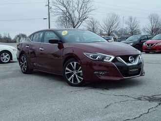 2017_Nissan_Maxima_S_ Kansas City KS