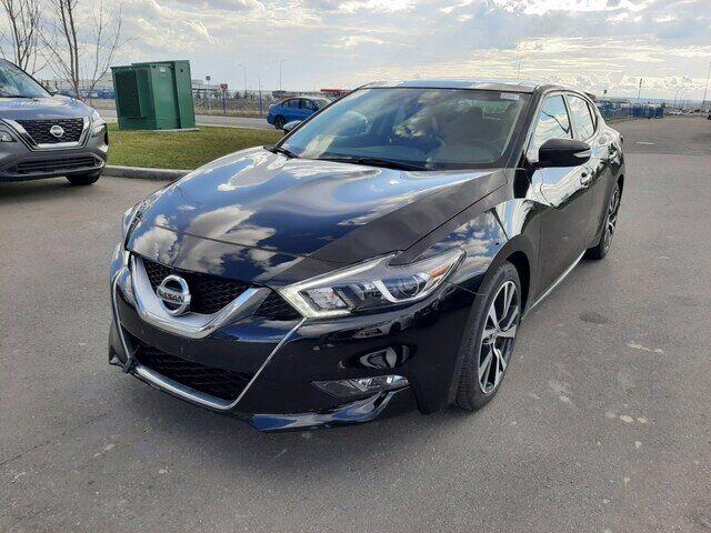 2017 Nissan Maxima SL | SUNROOF | NAV | LEATHER | *LOW KM* Calgary AB