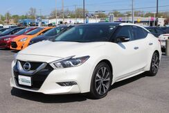 2017_Nissan_Maxima_SL_ Fort Wayne Auburn and Kendallville IN