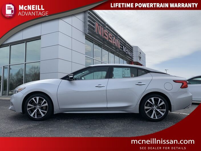 2017 Nissan Maxima SL High Point NC