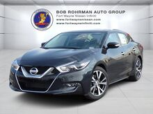 2017_Nissan_Maxima_SL with Navigation_ Fort Wayne IN