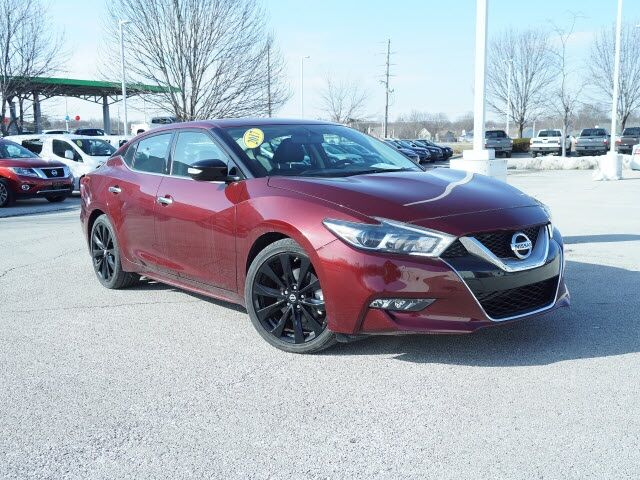 2017 Nissan Maxima SR Kansas City KS